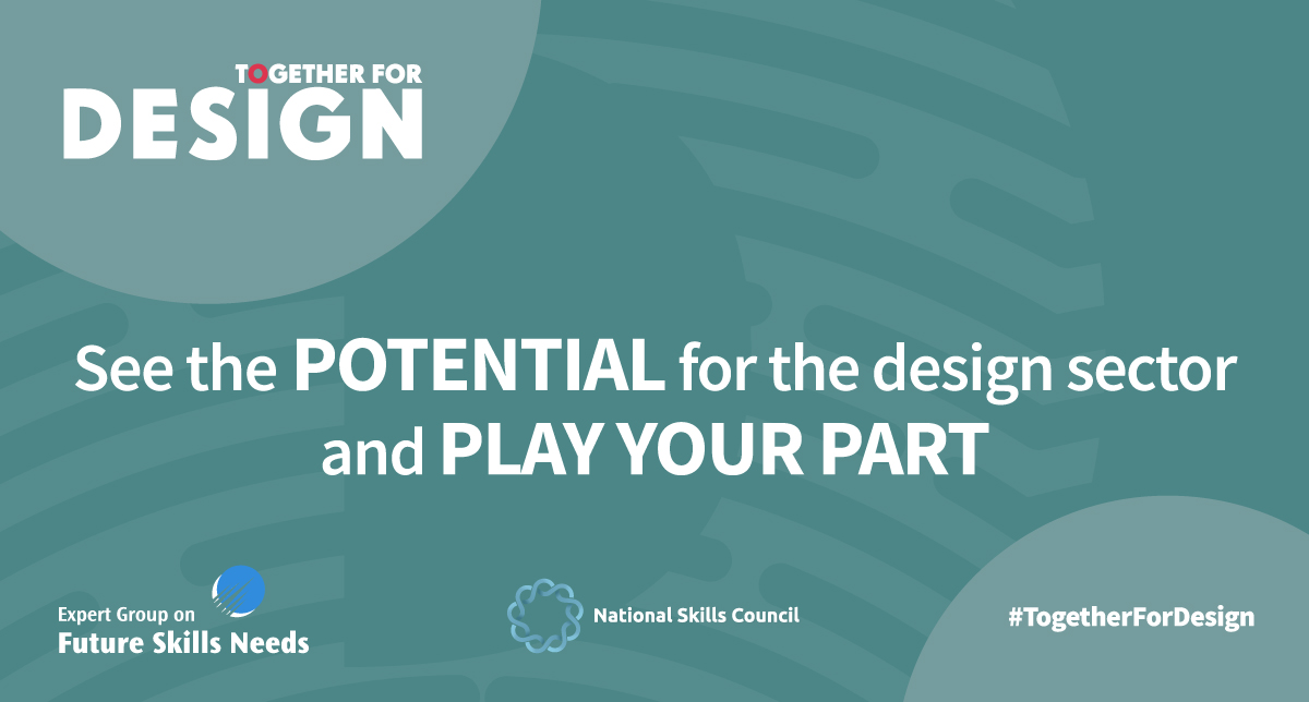 Description for Together for Design: Digital, Product and Strategic Design Skills of the Future
